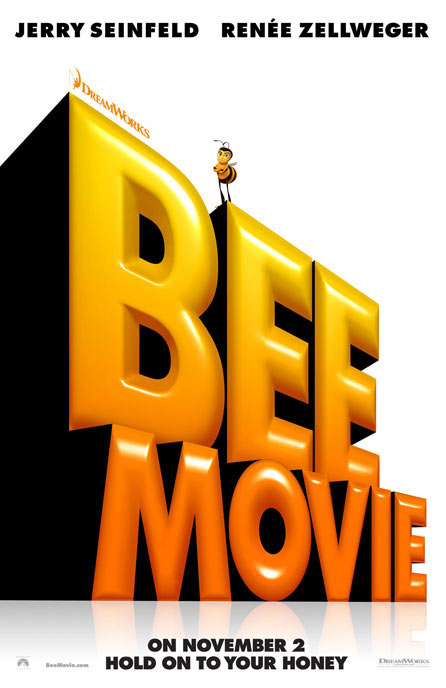 Bee Movie Poster #1