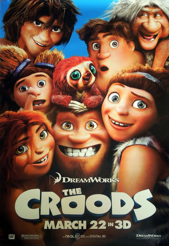 The Croods Poster #18