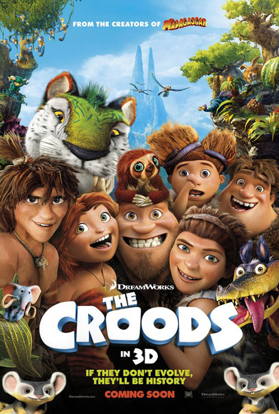 The Croods Poster #8