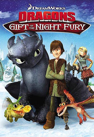 Dragons: Gift of the Night Fury Poster #1