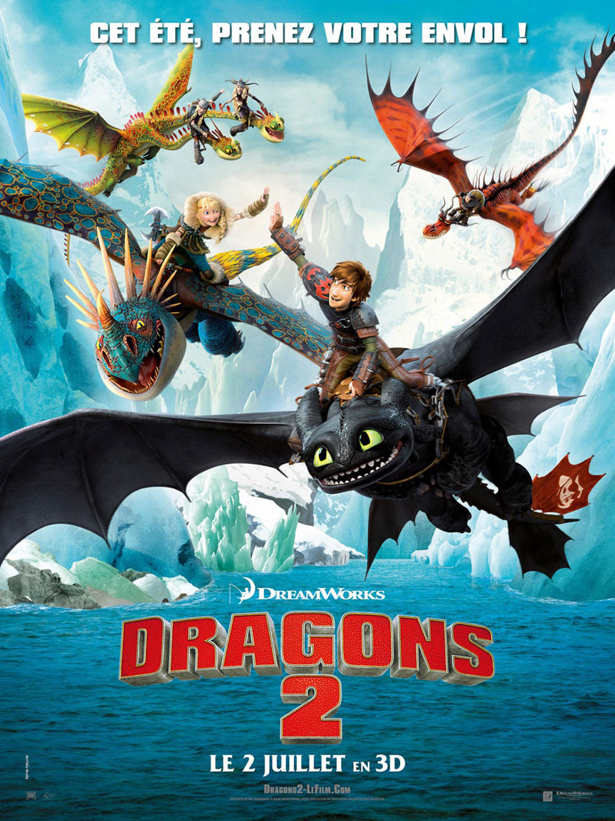 How to Train Your Dragon 2 Poster #13