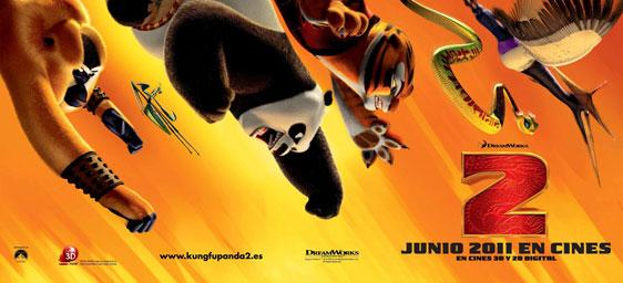 Kung Fu Panda 2 Poster #3