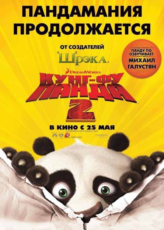 Kung Fu Panda 2 Poster #8