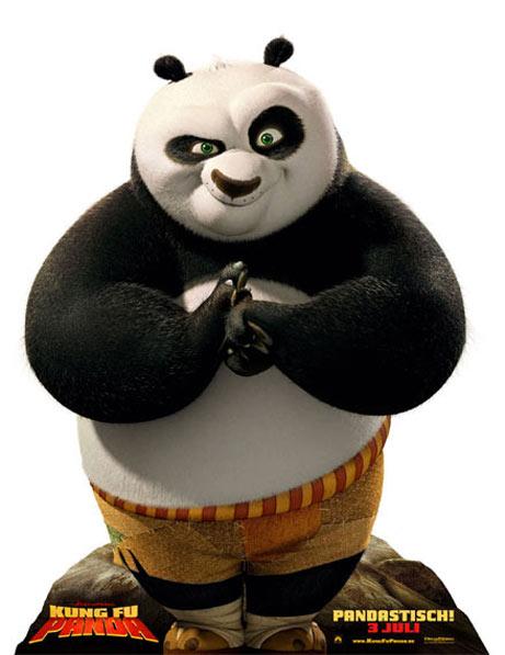 Kung Fu Panda Poster #3