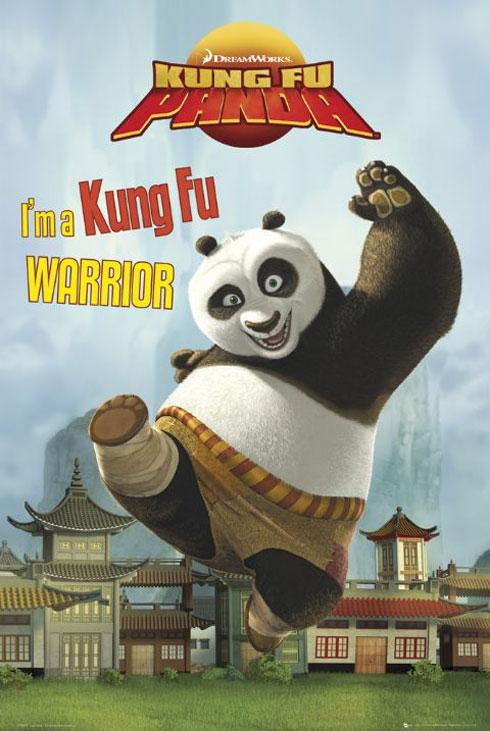 Kung Fu Panda Poster #4