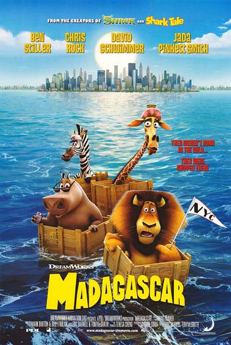 Madagascar Poster #1