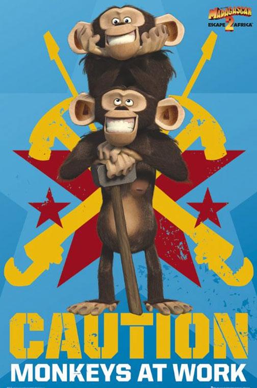 Madagascar: Escape to Africa Poster #8
