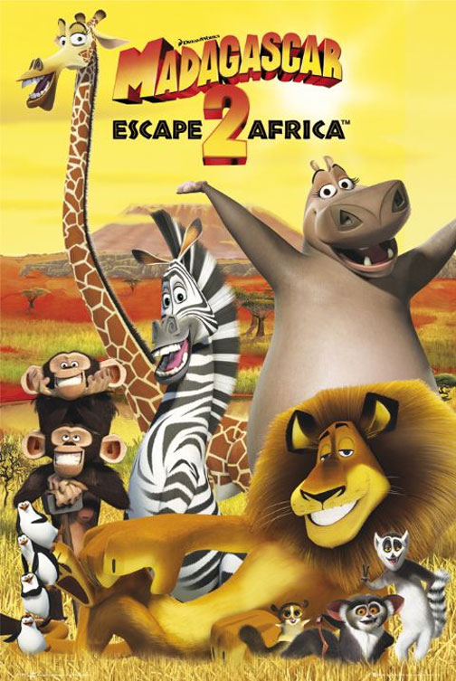 Madagascar: Escape to Africa Poster #9