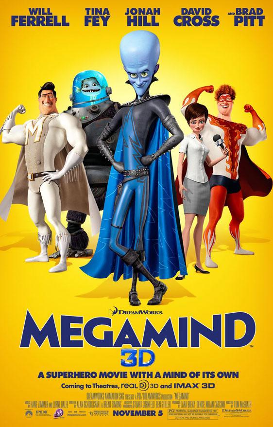 Megamind Poster #13