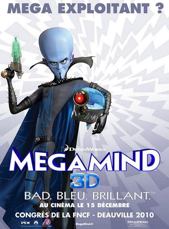 Megamind Poster #18
