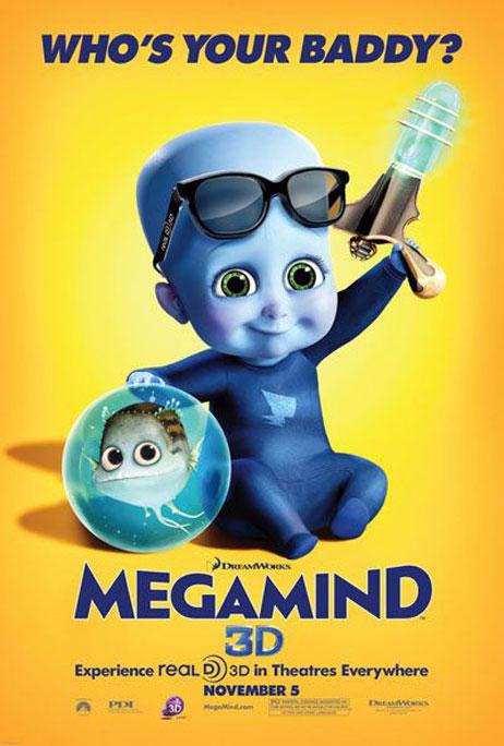 Megamind Poster #20