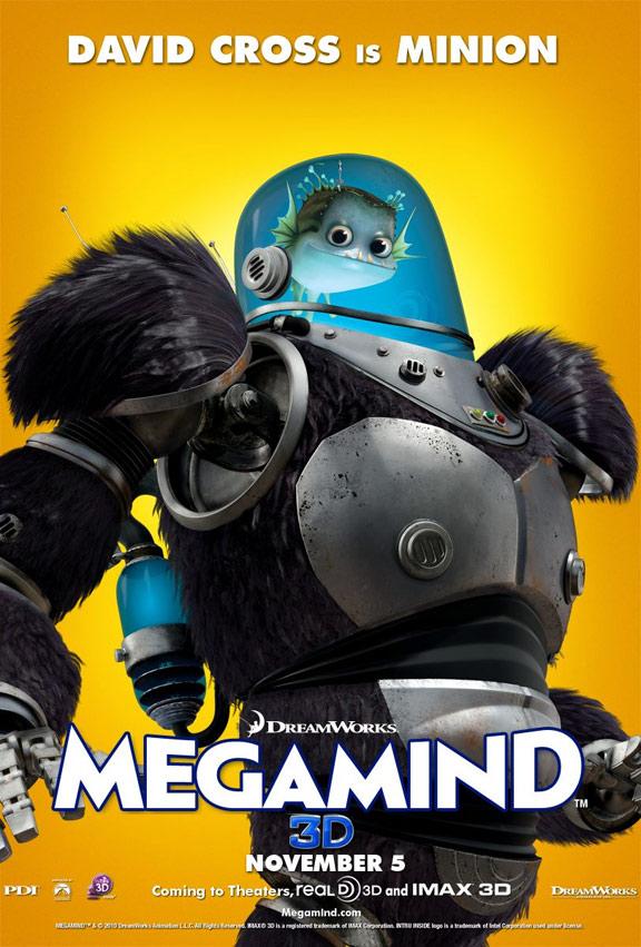 Megamind Poster #4