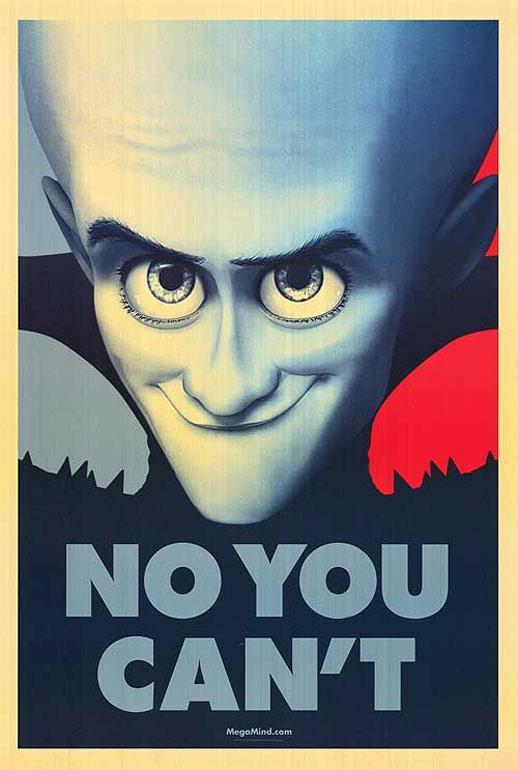 Megamind Poster #8