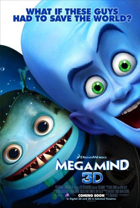 Megamind Poster #9