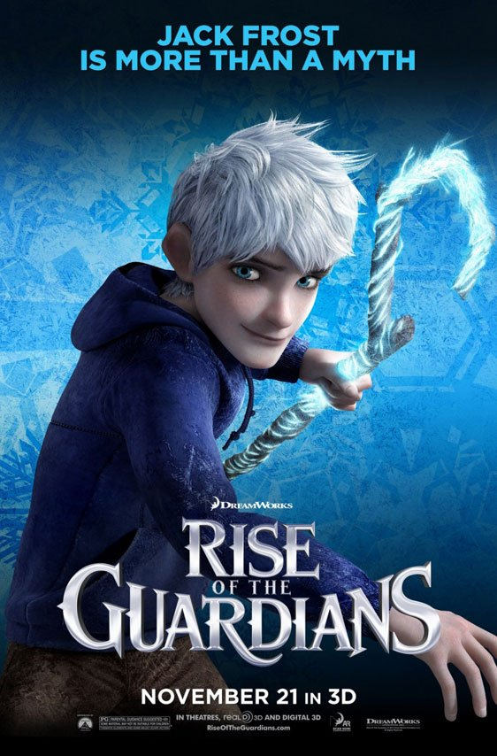Rise of the Guardians Poster #14