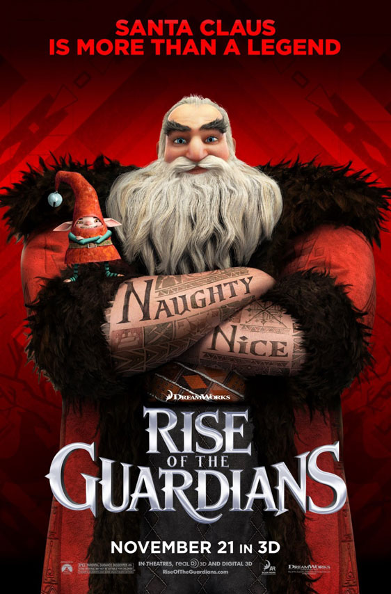 Rise of the Guardians Poster #15