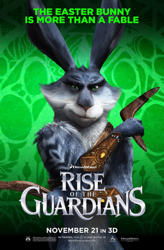 Rise of the Guardians Poster #16