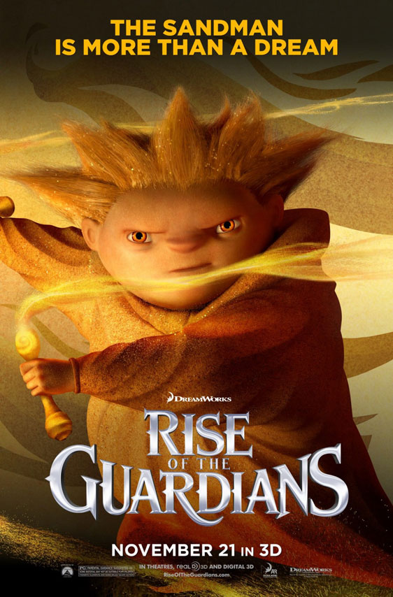 Rise of the Guardians Poster #18