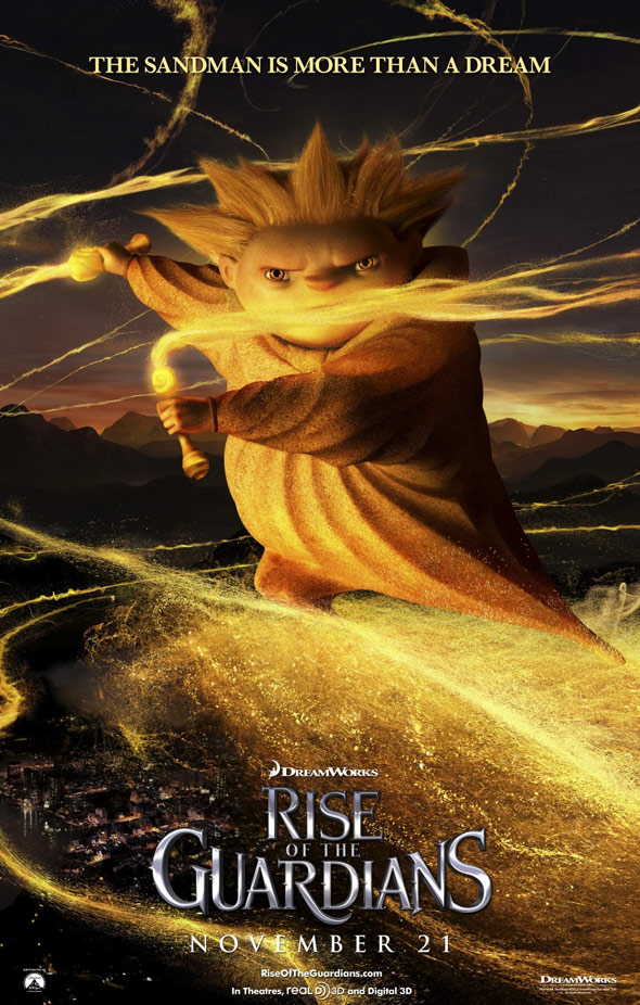 Rise of the Guardians Poster #5