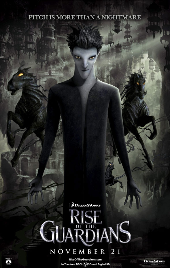 Rise of the Guardians Poster #6