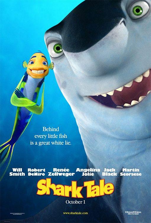 Shark Tale Poster #1