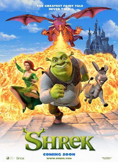 Shrek Poster #1