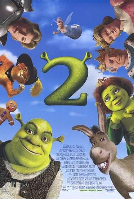 Shrek 2 Poster #1
