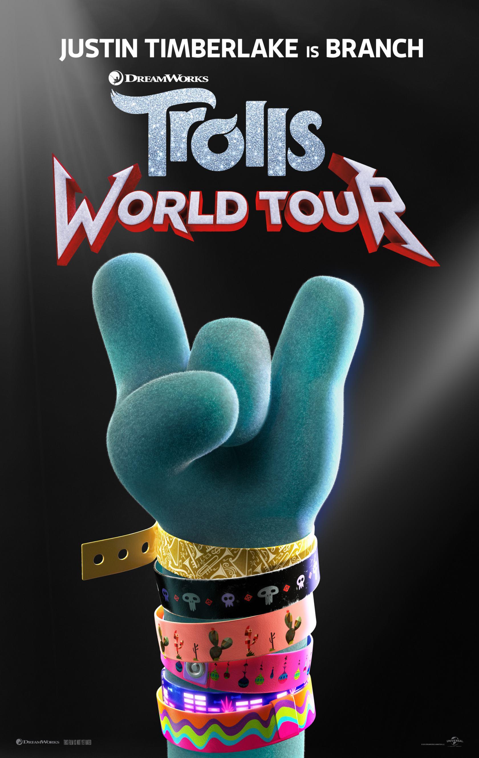 Trolls World Tour Poster #10