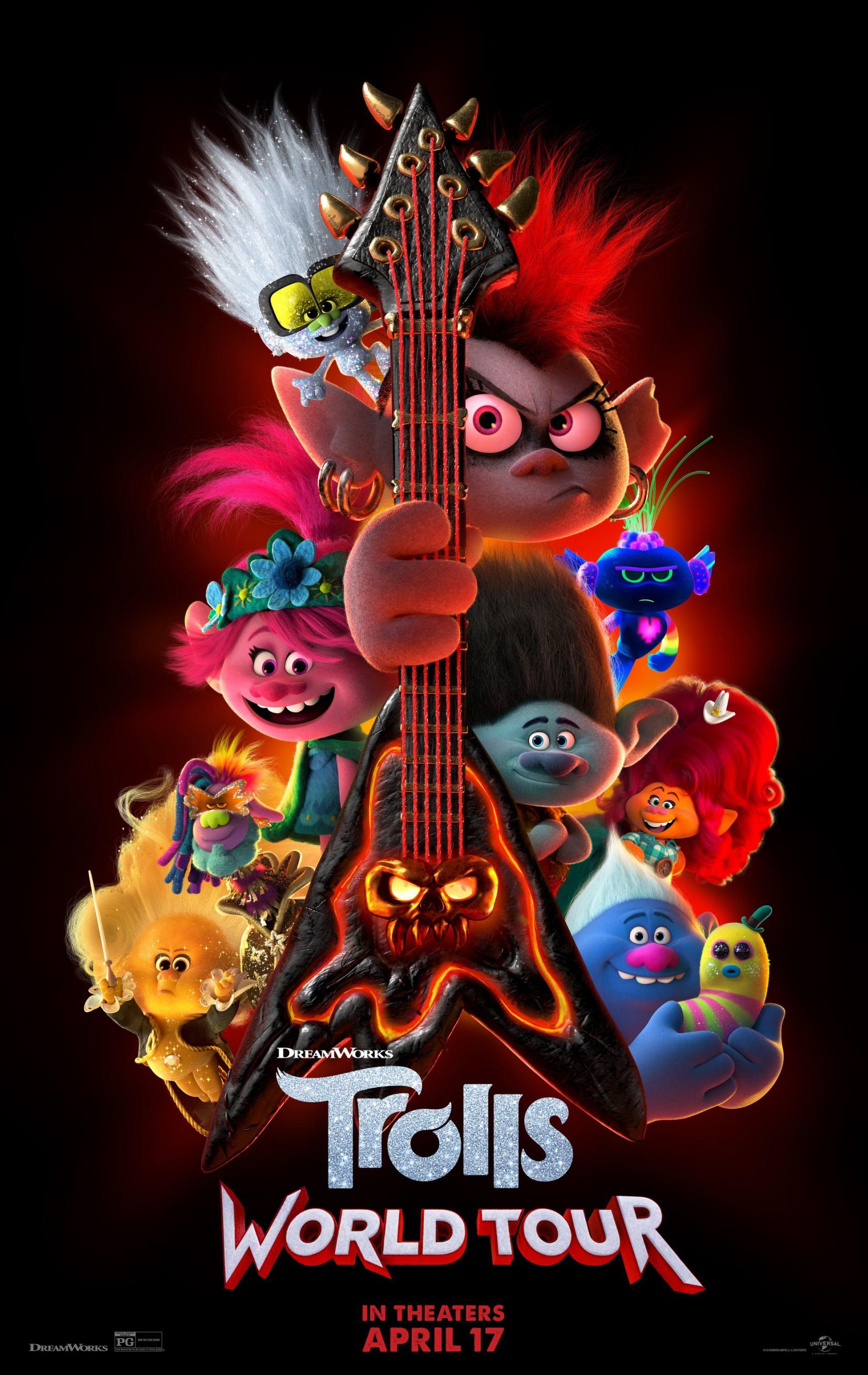 Trolls World Tour Poster #11