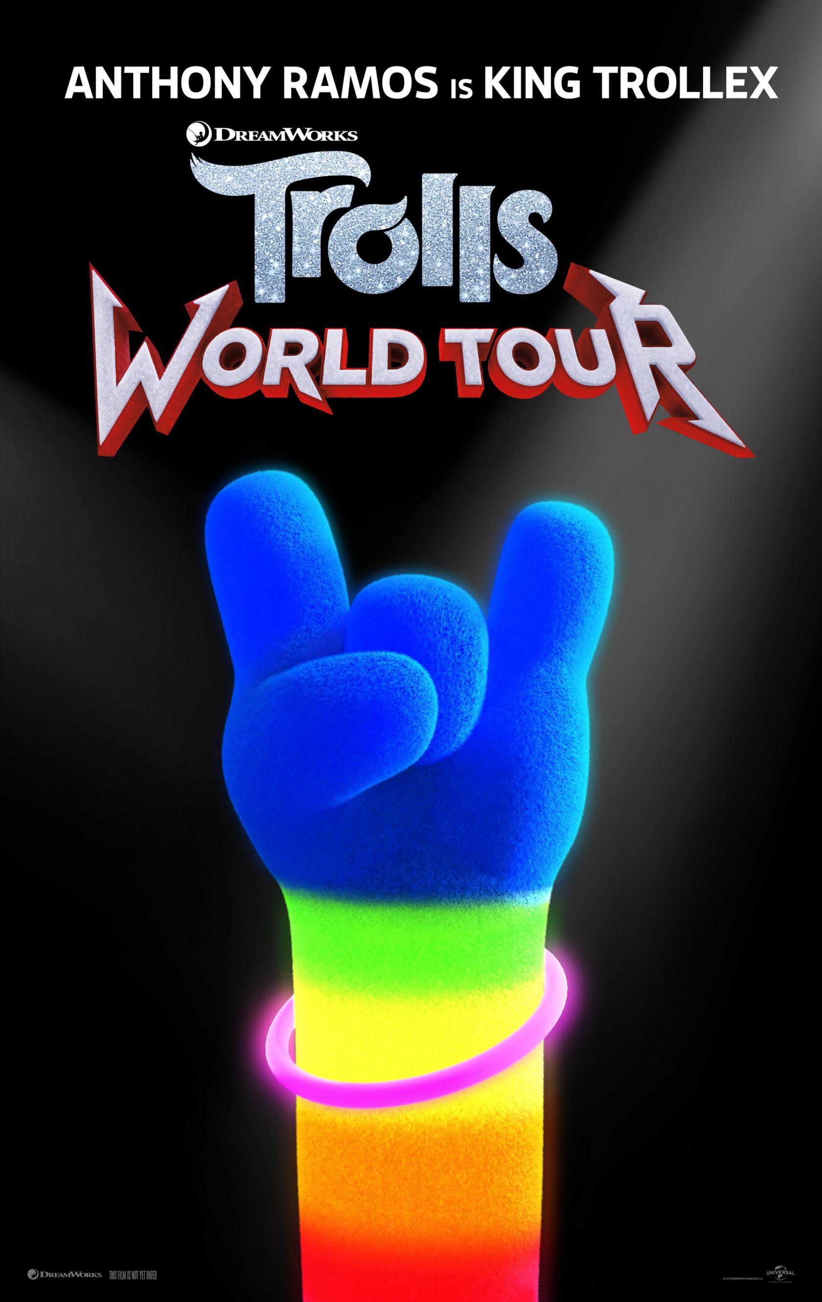 Trolls World Tour Poster #2