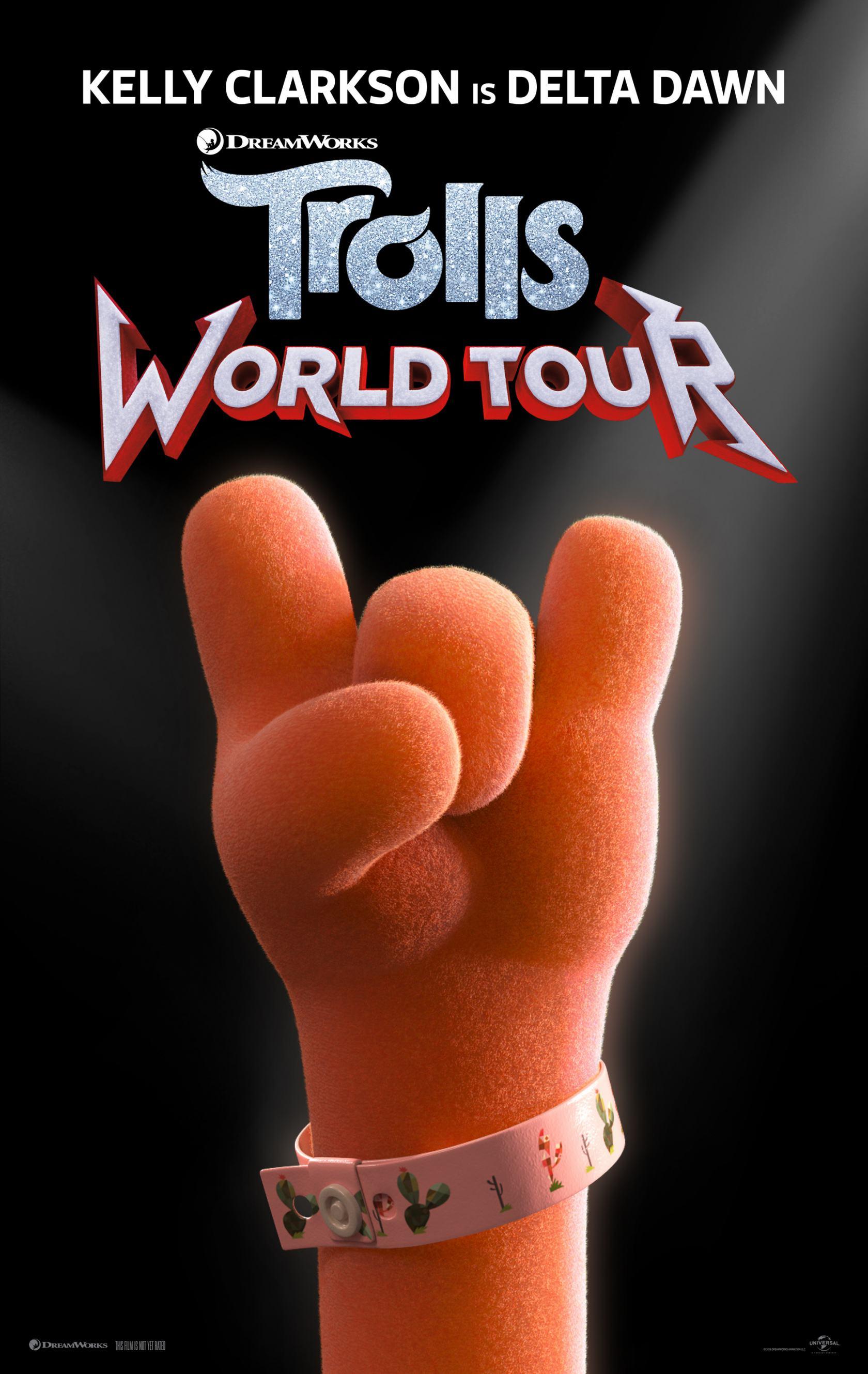 Trolls World Tour Poster #7
