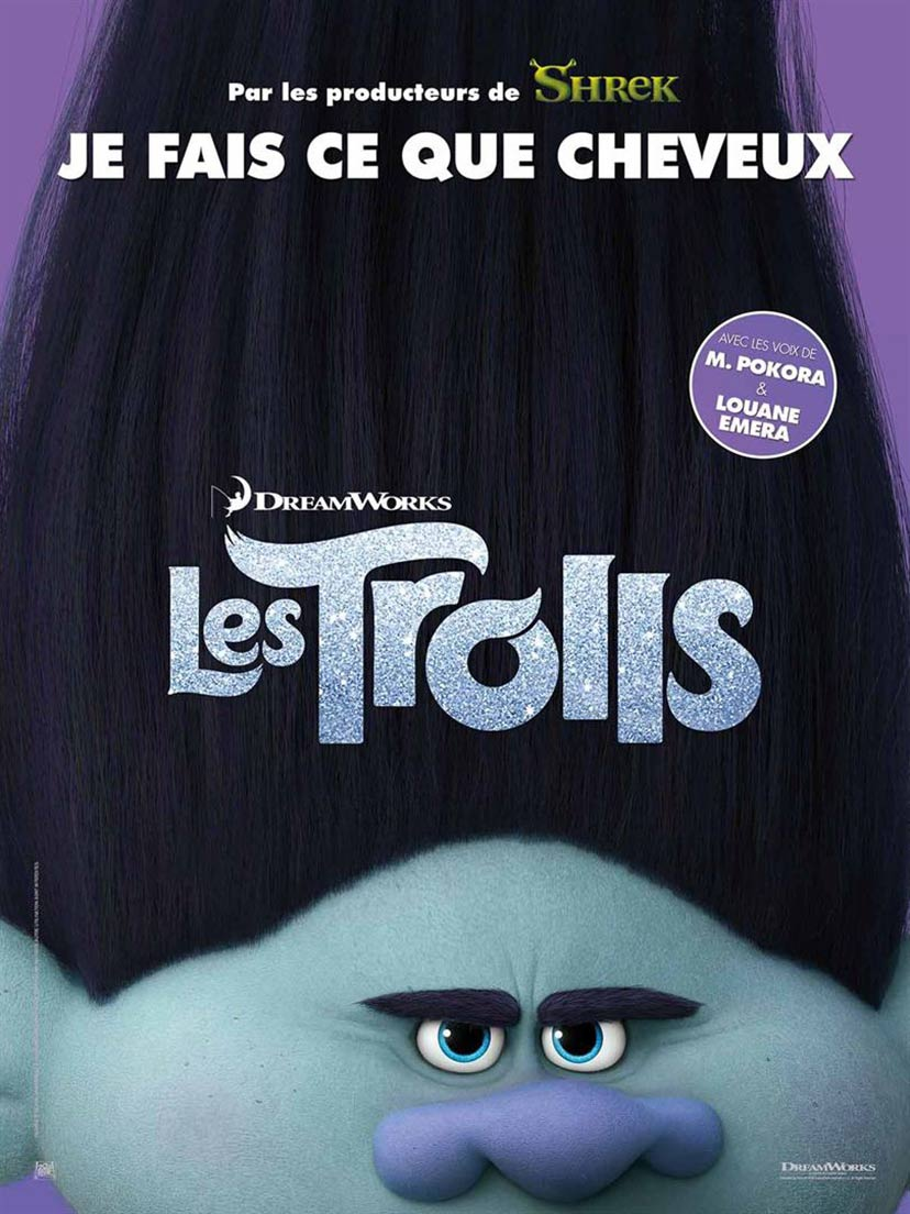 Trolls Poster #13