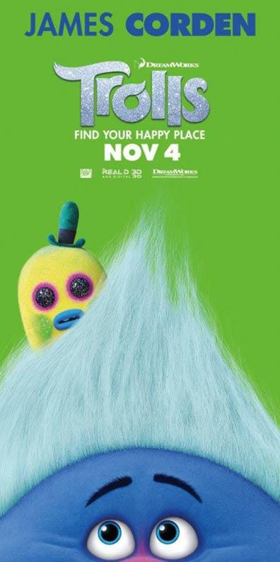 Trolls Poster #5