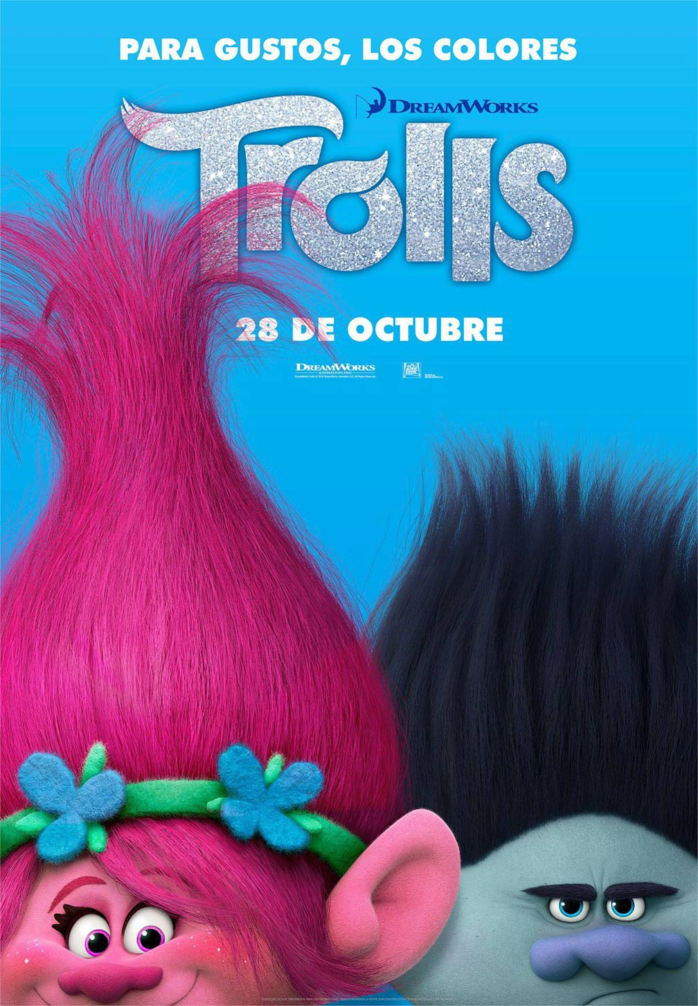 Trolls (2016) BRRip 1080p