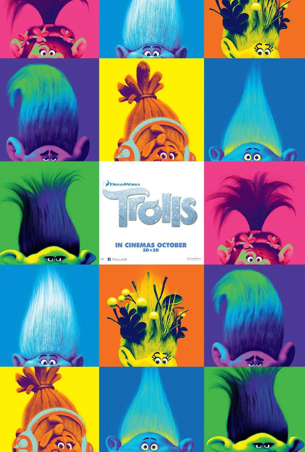 Trolls Poster #9
