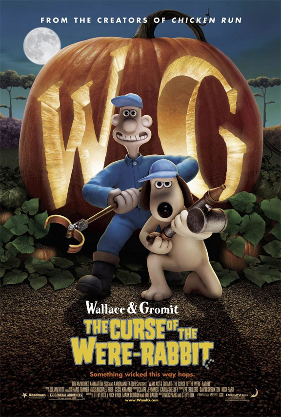 Wallace & Gromit: The Curse of the Were-Rabbit Poster #2
