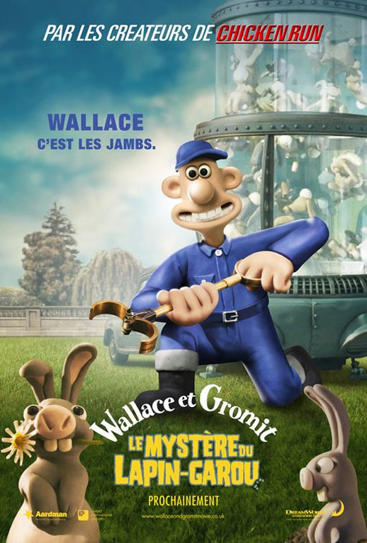 Wallace & Gromit: The Curse of the Were-Rabbit Poster #4
