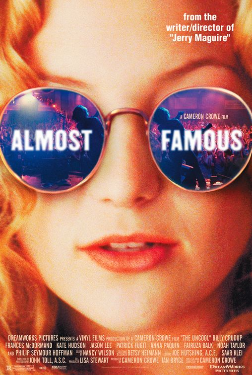 Almost Famous Poster #1