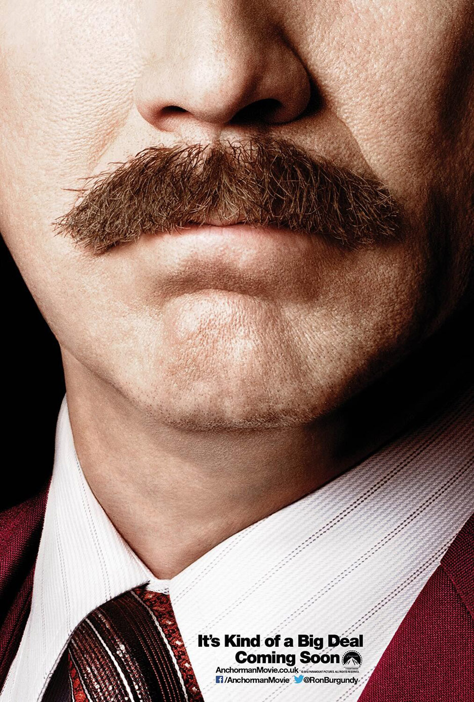 Anchorman 2: The Legend Continues Poster #2