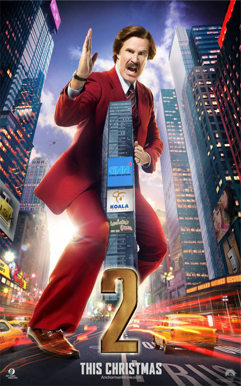 Anchorman 2: The Legend Continues Poster #6