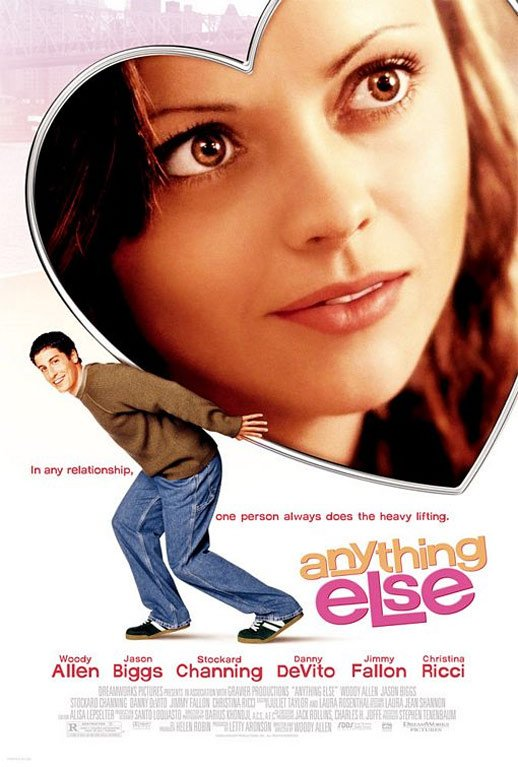 Anything Else Poster #1