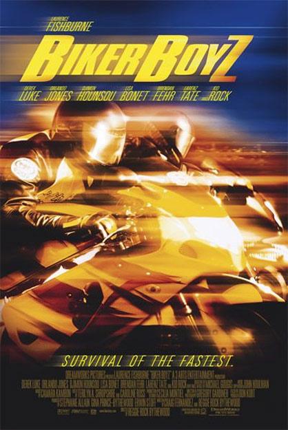 Biker Boyz Poster #1