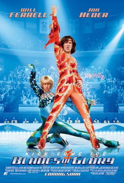 Blades of Glory Poster #1