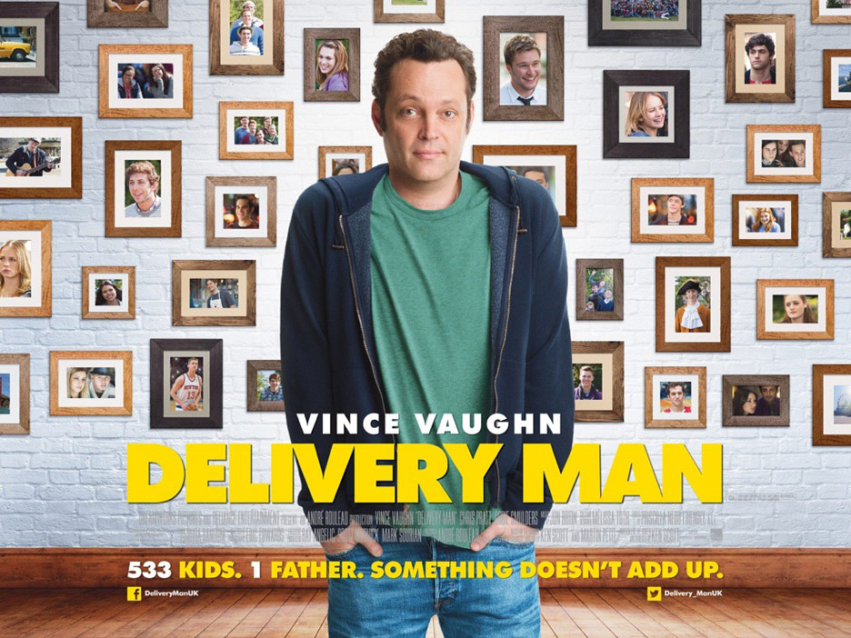 Delivery Man Poster #6
