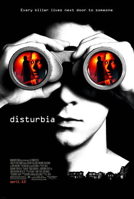 Disturbia Poster #1