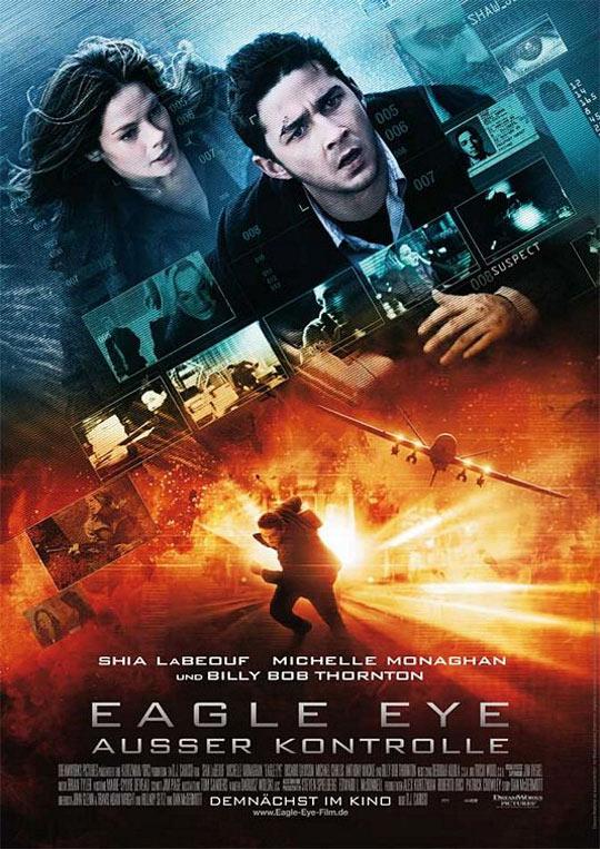 Eagle Eye Poster #3