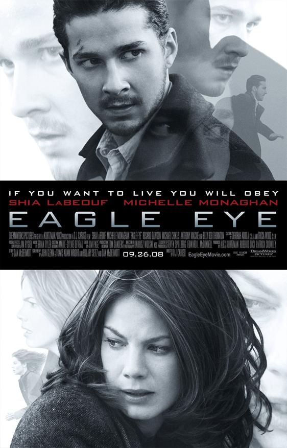 Eagle Eye Poster #1
