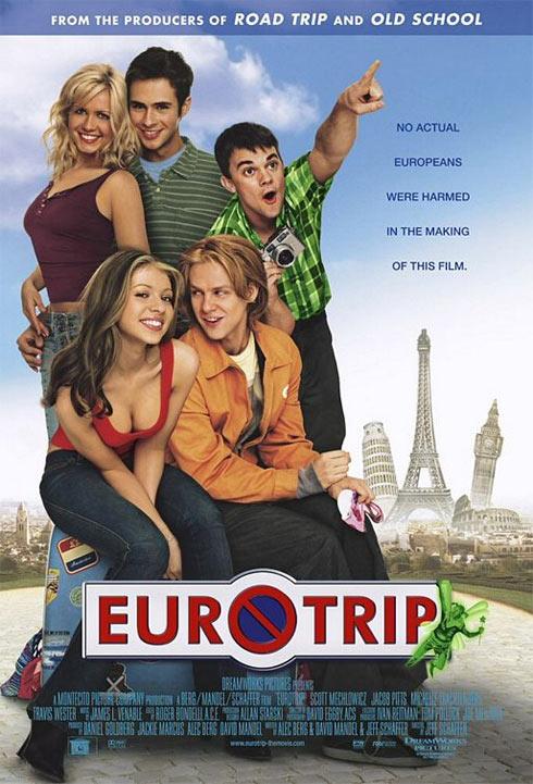 EuroTrip Poster #1