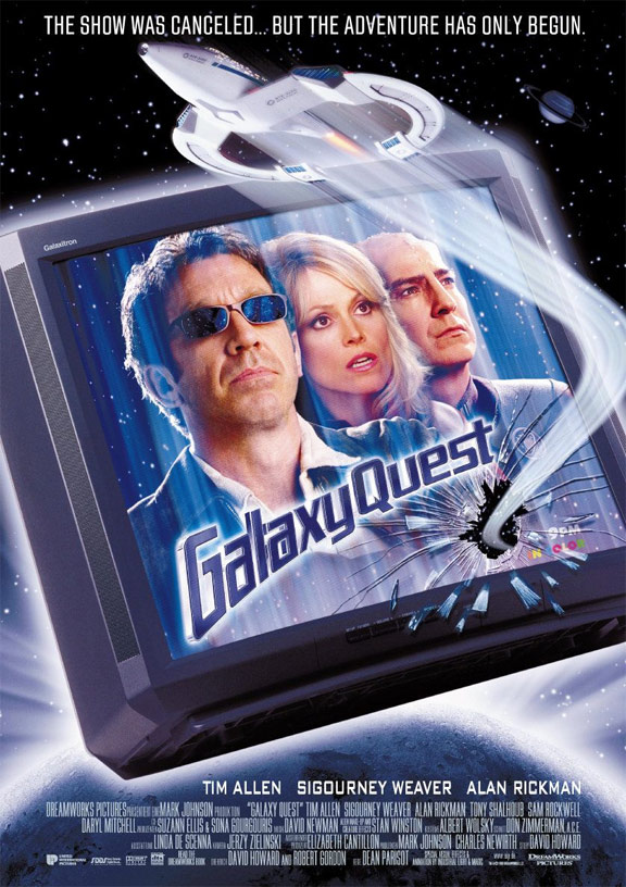Galaxy Quest Poster #1