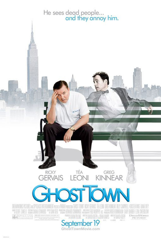 Ghost Town Poster #1